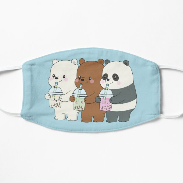 We Bare Bears Mask