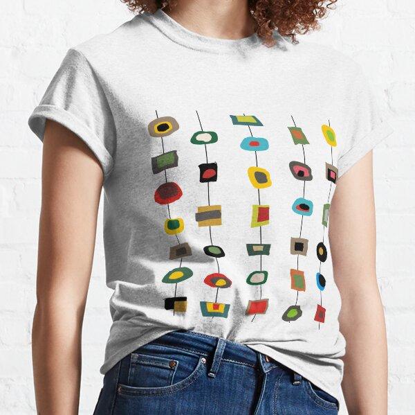 Mid-Century Modern Atomic Inspired Classic T-Shirt