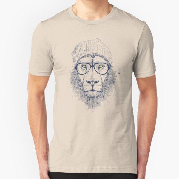 Cool lion Slim Fit T-Shirt