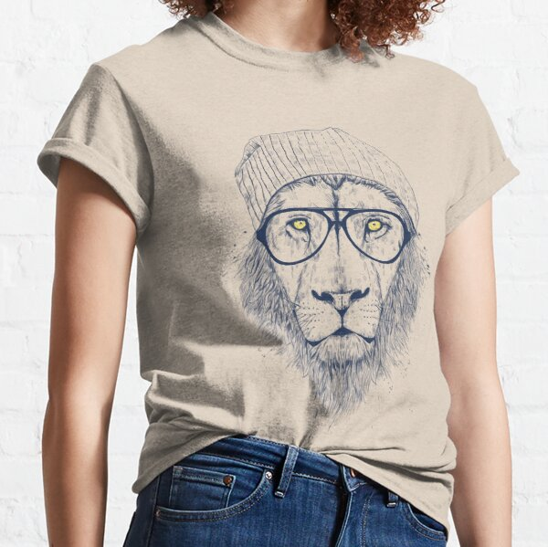 Cool lion Classic T-Shirt
