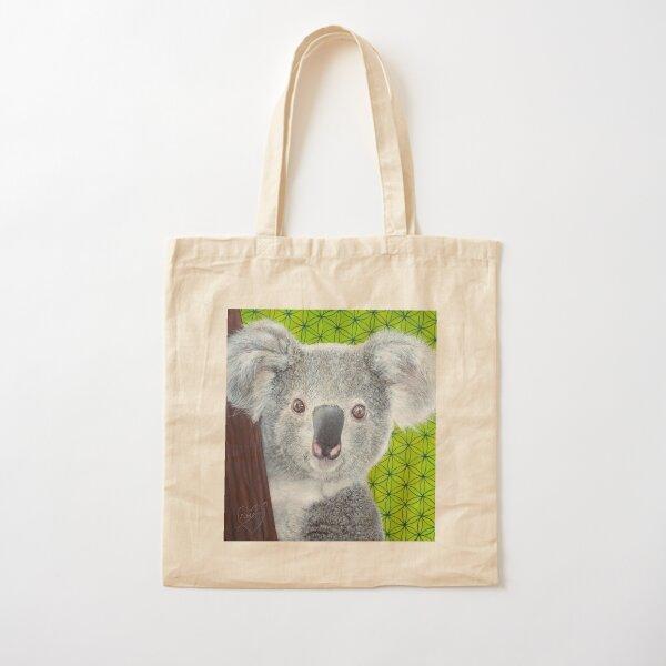 Koala Bolsa de algodón