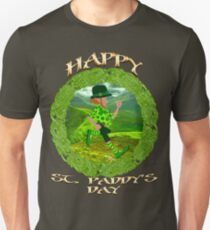 Happy St.Paddy's T Unisex T-Shirt