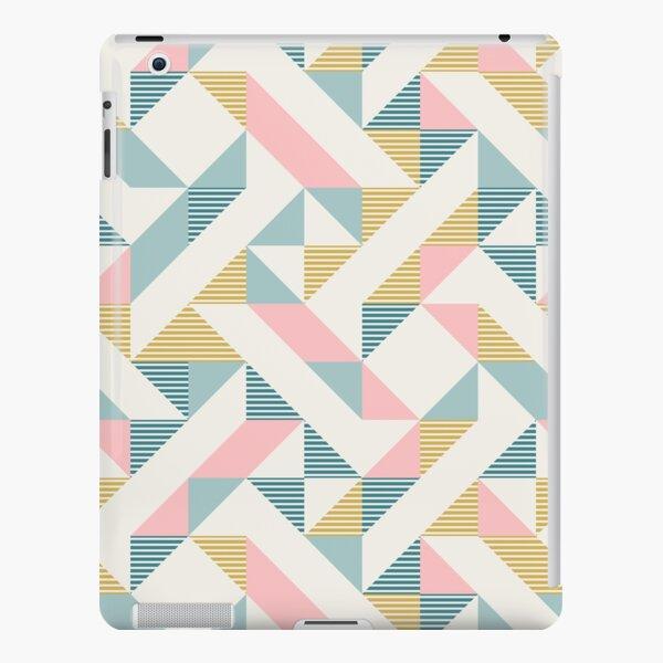 RETRO geometry 10 iPad Snap Case