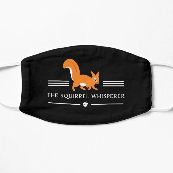 The Squirrel Whisperer Flat Mask
