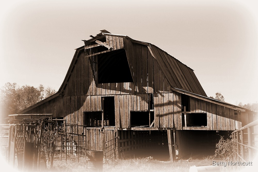The Hayloft by Betty Northcutt
