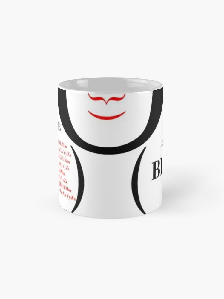 Alternate view of Bodoni Mug
