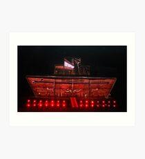 Arca da Encenação - 2012 -Staging of the Ark - 2012 - Art Print