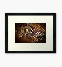 Crazy Egypt  Framed Print