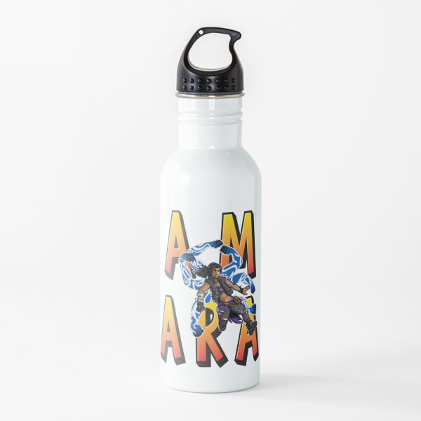 Amara The Siren Vault Hunters Borderlands 3 The Tiger of Partali Water Bottle