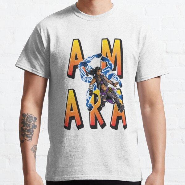 Amara The Siren Vault Hunters Borderlands 3 The Tiger of Partali Classic T-Shirt