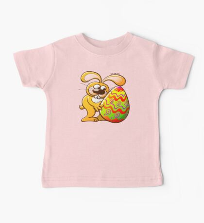 Easter Bunny Falling in Love Kids Clothes
