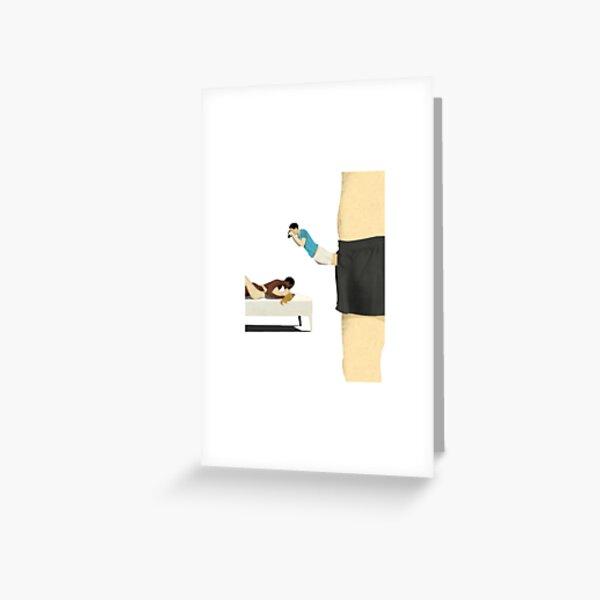 Cuckold Life Greeting Card