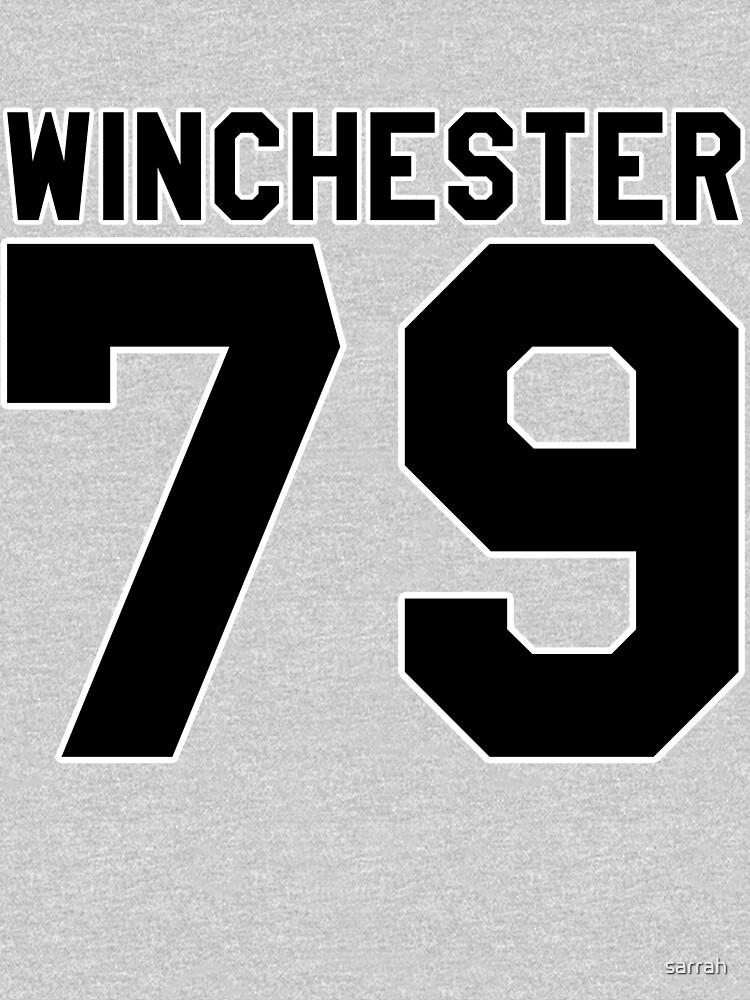 Dean Winchester (Jersey) | Hoodie (Zipper)