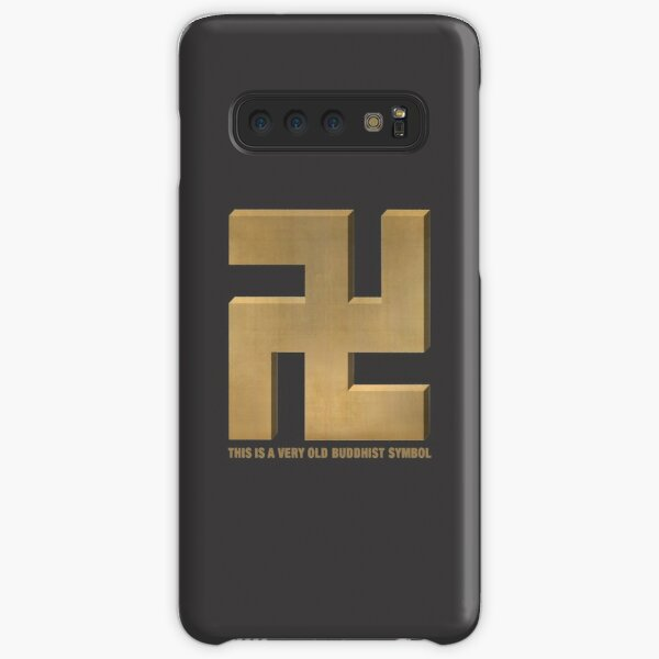 Buddhist Swastika  Samsung Galaxy Snap Case