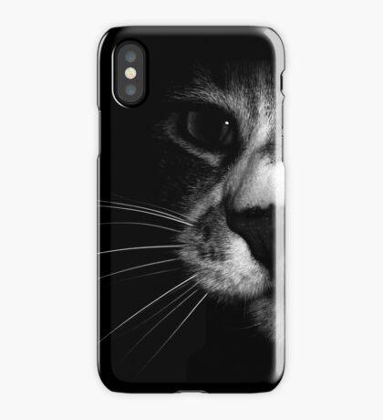 Cat Face iphone iPhone Case/Skin