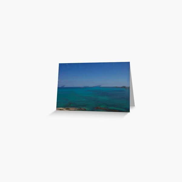sand Greeting Card