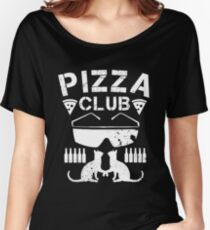 Pizza Club Women's Relaxed Fit T-Shirt