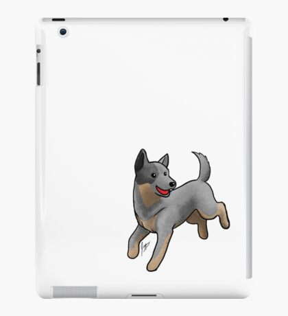 Australian Cattle Dog/ Blue Heeler iPad Case/Skin
