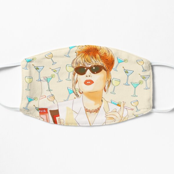Cheers sweetie Patsy Stone absolutely fabulous  Mask