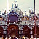 Basilica San Marco -  Venice by Gilberte