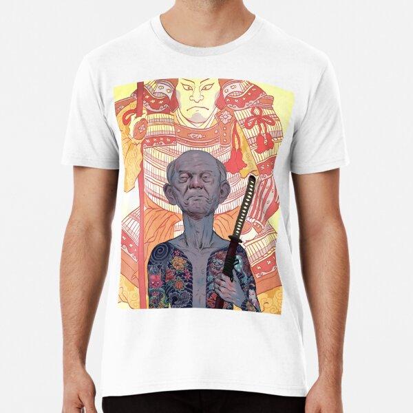 Oyabun - Japanese - Samurai Premium T-Shirt