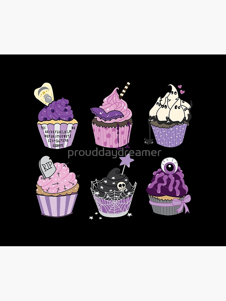Pastel Gothcakes by prouddaydreamer