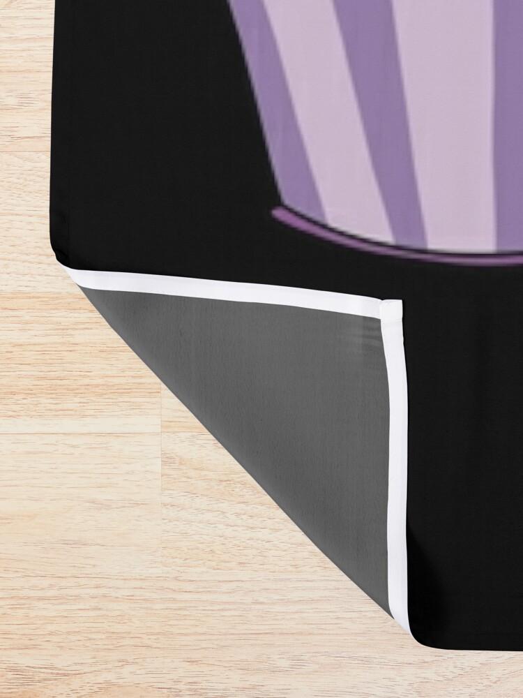 Alternate view of Pastel Gothcakes Shower Curtain