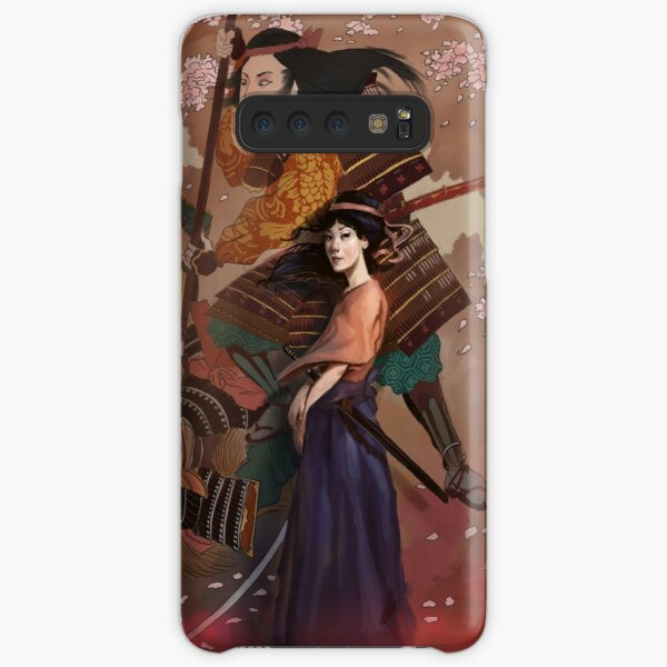 The Spirit of Tomoe Gozen Samsung Galaxy Snap Case