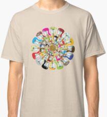 I Love Electric Guitars Classic T-Shirt