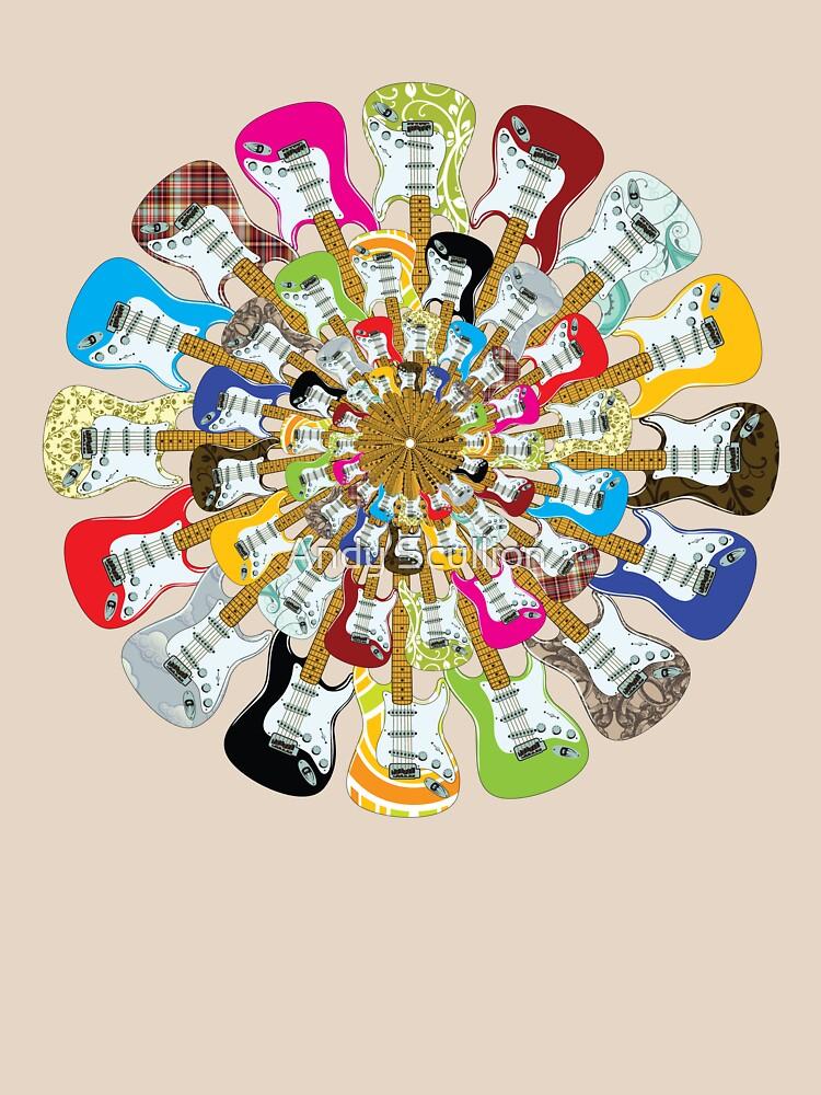 I Love Electric Guitars | Unisex T-Shirt