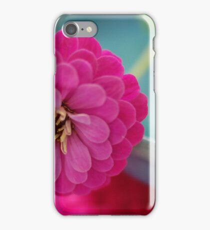 miss zinn iPhone Case/Skin