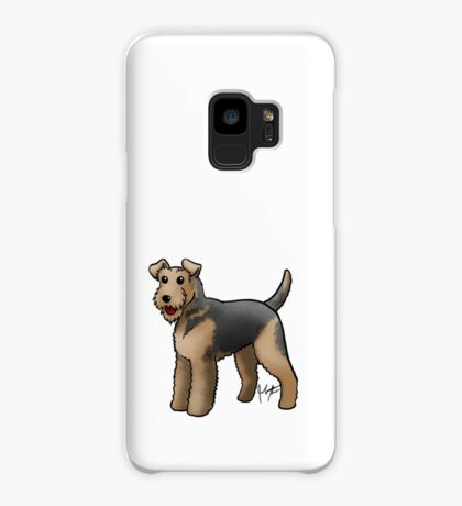 Airedale  Case/Skin for Samsung Galaxy