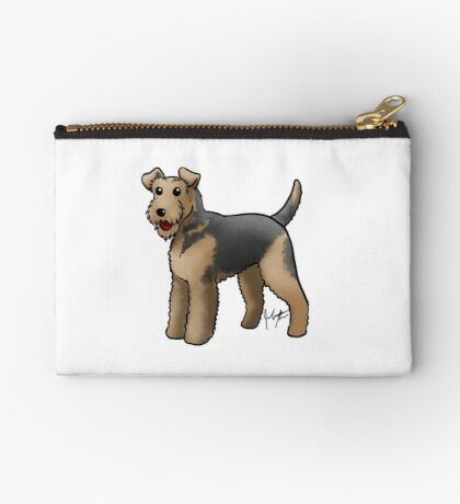 Airedale  Studio Pouch