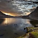 Morning Light on Ullswater by Brian Kerr