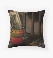 Join Me Won't You? Throw Pillow