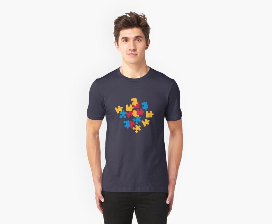 Jigsaw puzzle by Designzz
