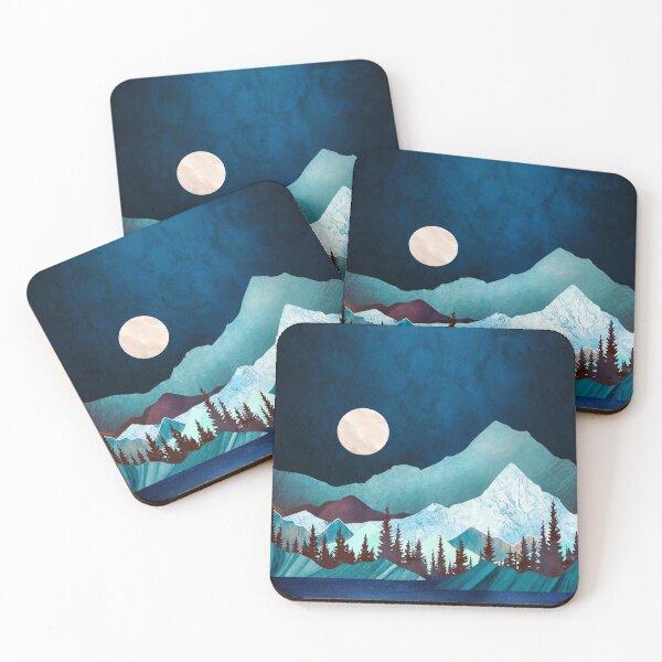 Moon Bay Coasters (Set of 4)