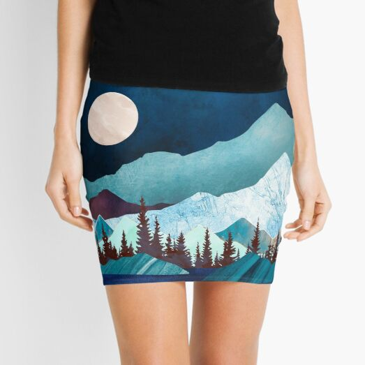 Moon Bay Mini Skirt