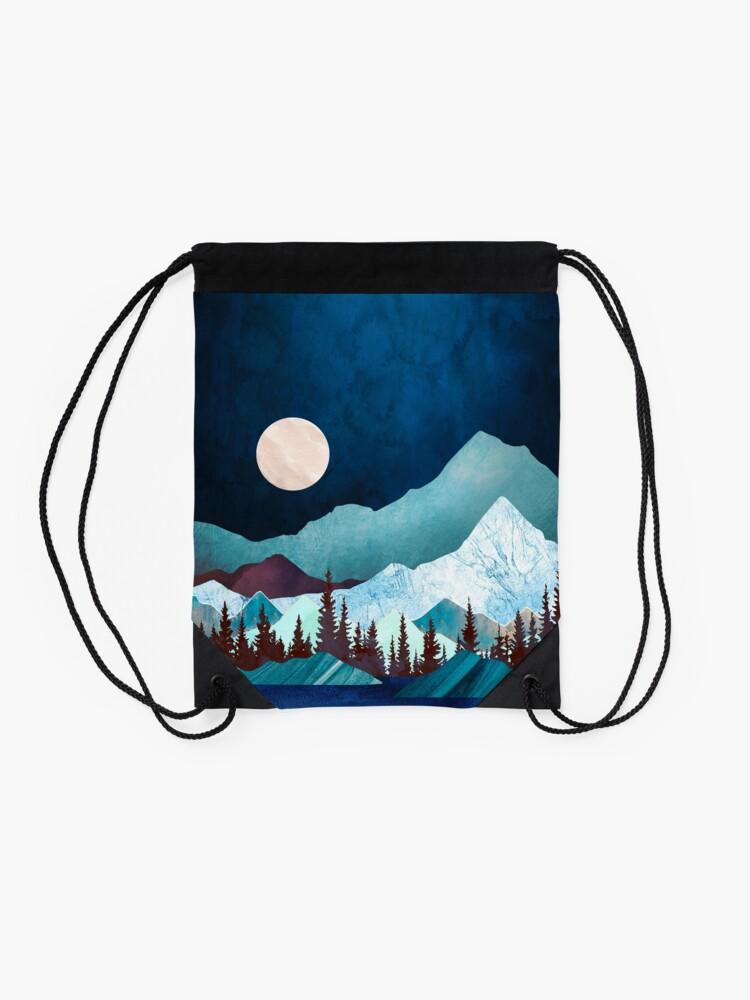 Alternate view of Moon Bay Drawstring Bag