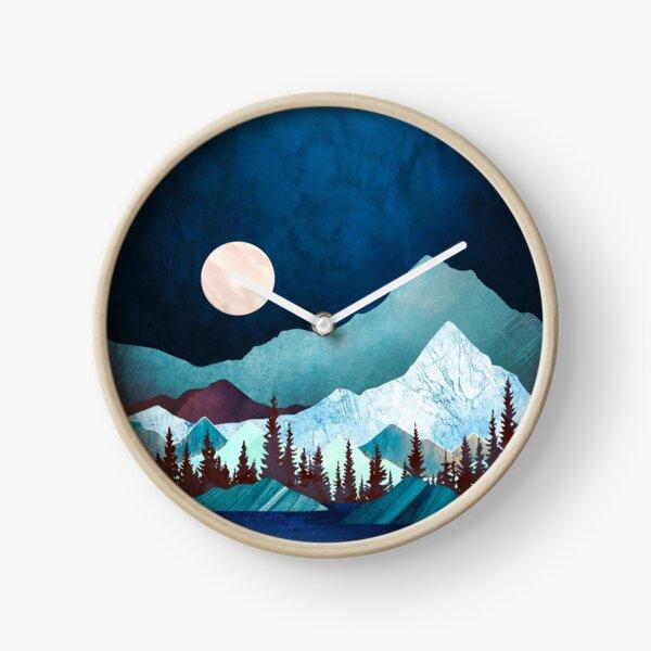 Moon Bay Clock