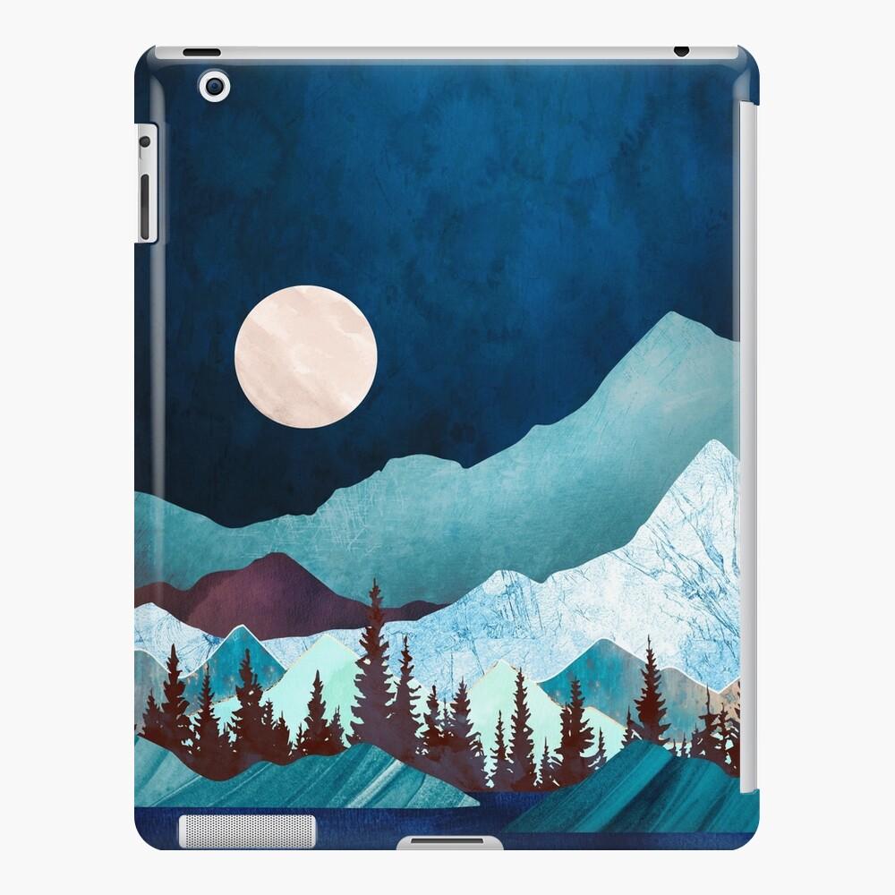 Moon Bay iPad Case & Skin