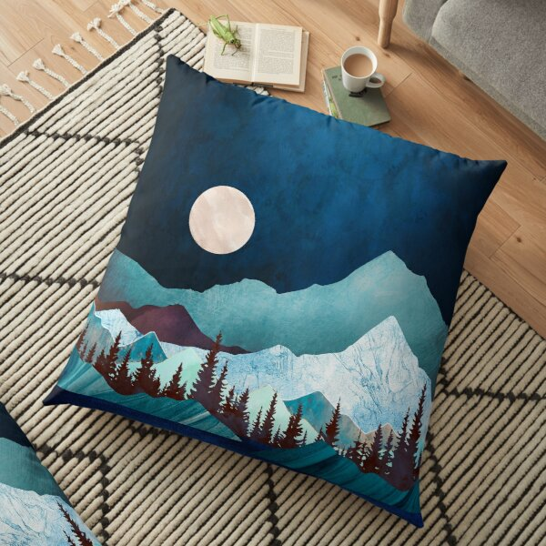 Moon Bay Floor Pillow