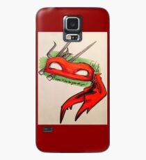Funda/vinilo para Samsung Galaxy Te juro que te abofetearé.