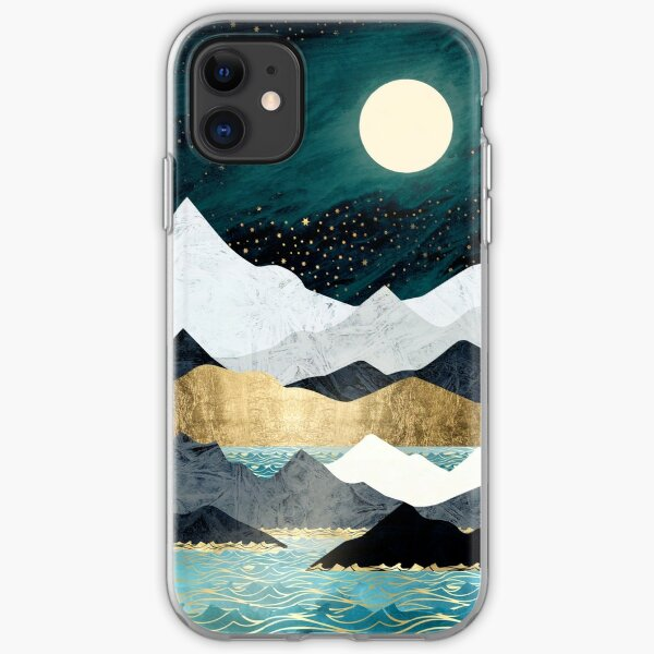Ocean Stars iPhone Soft Case