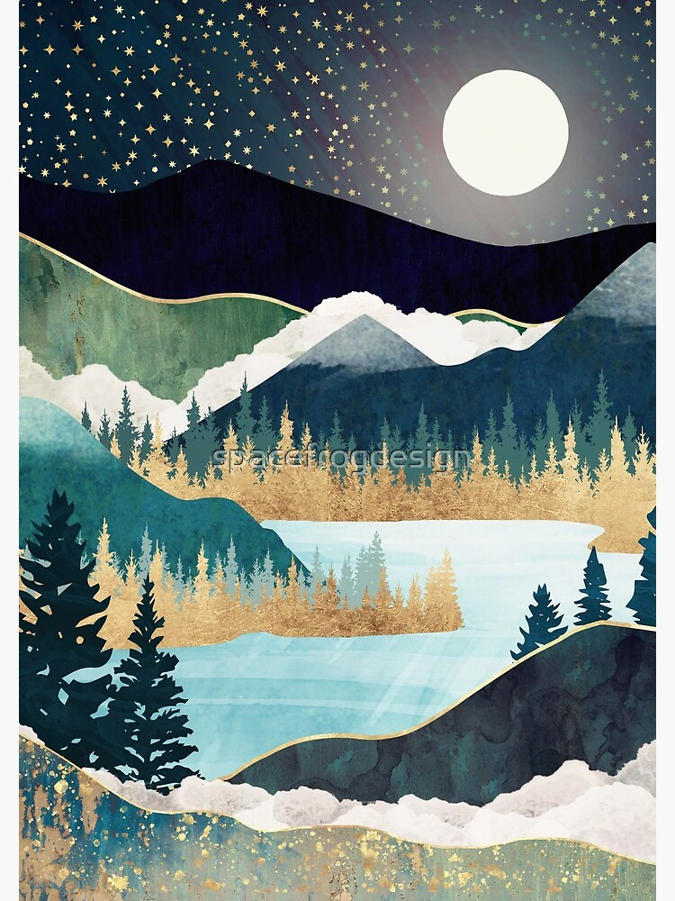Star Lake by spacefrogdesign