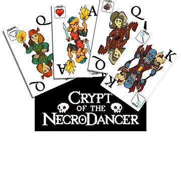 Cards of the Necrodancer by Fundz64