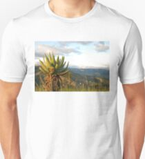 and down to the ezulwini valley Unisex T-Shirt