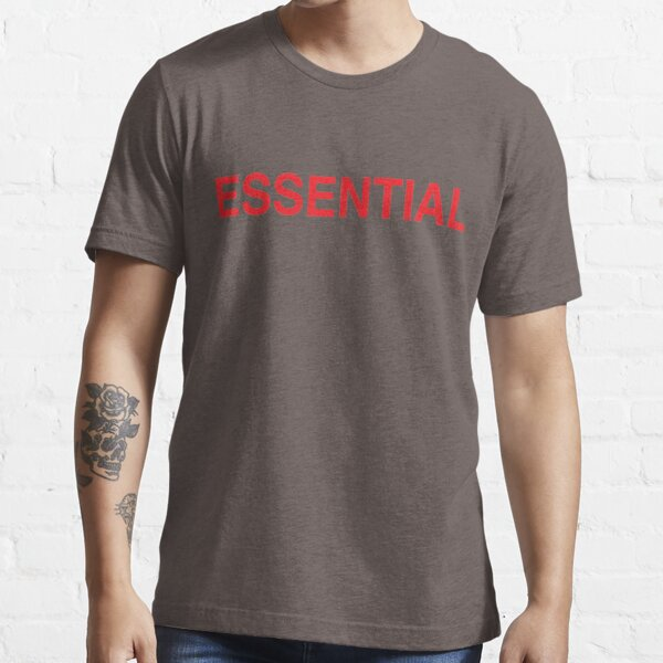 Essential Shirt, Essential Worker, I'm Essential, Essential Employee, Essential T-shirt, Quarantine Shirt Essential T-Shirt