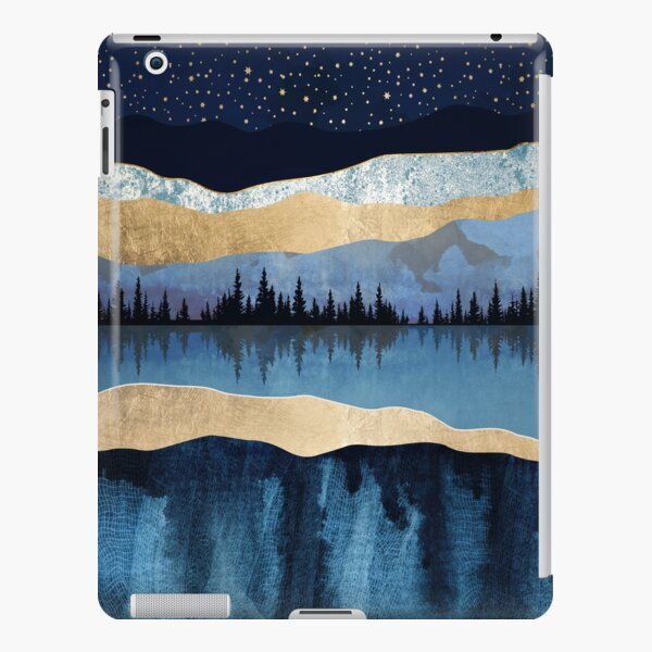 Midnight Lake iPad Snap Case