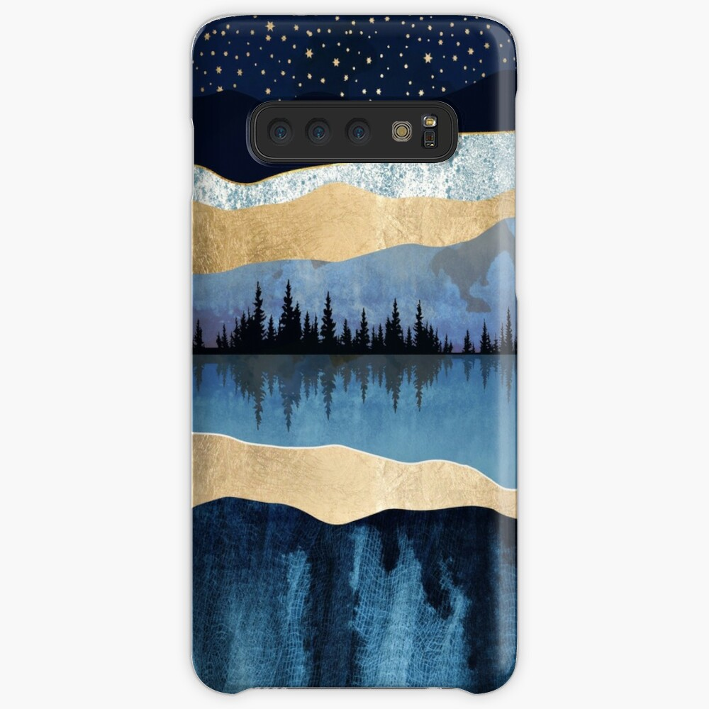 Midnight Lake Case & Skin for Samsung Galaxy